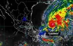 Tormenta tropical Gamma
