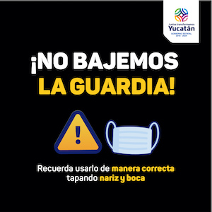 No bajemos guardia